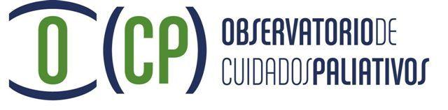 Logotipo del OBSERVATORIO DE CUIDADOS PALIATIVOS